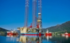The Maersk Intrepid drilling rig. (Photo: Maersk)